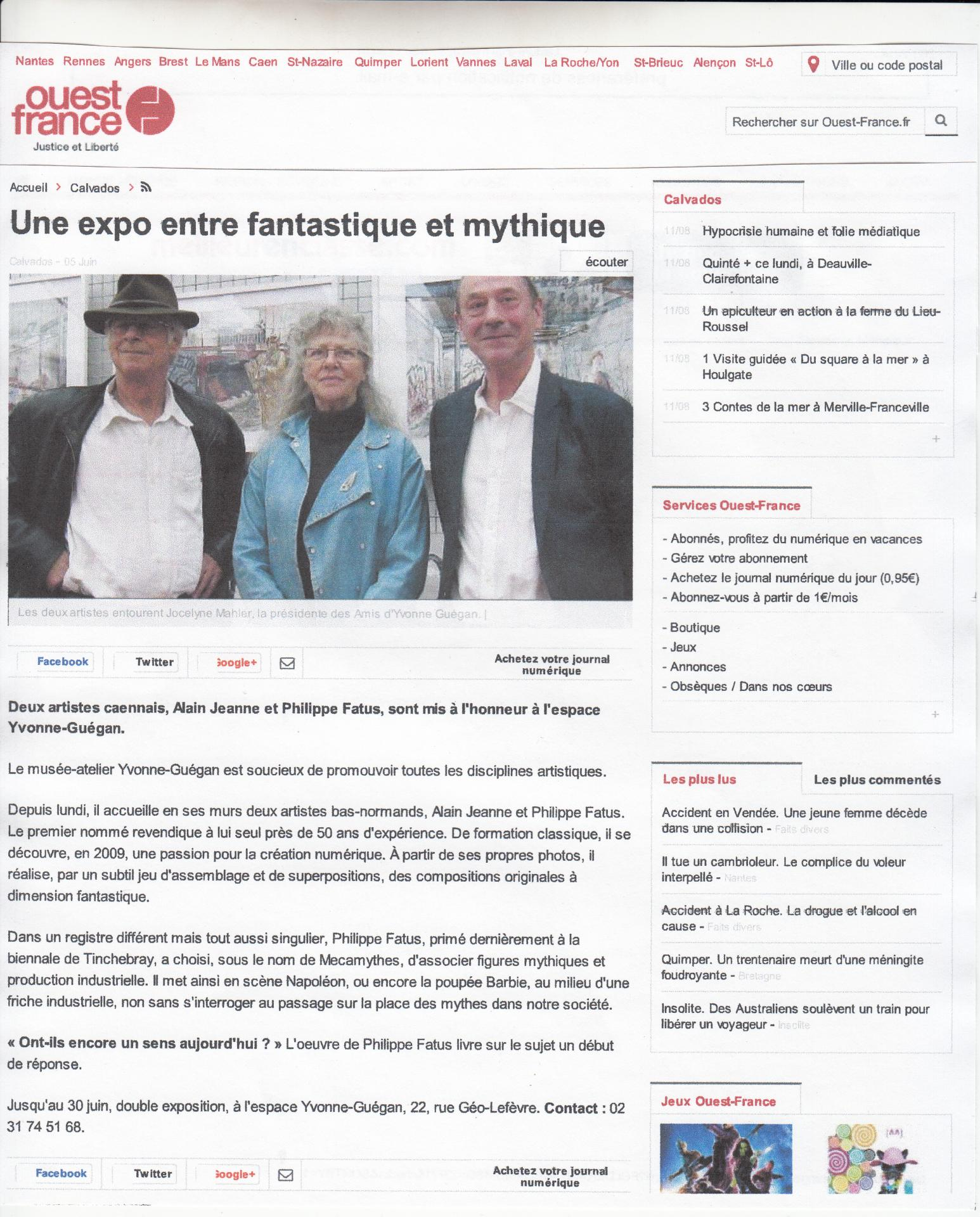 Article caen 2014